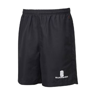 Bild von Pocketed Training Ripstop Shorts - Black