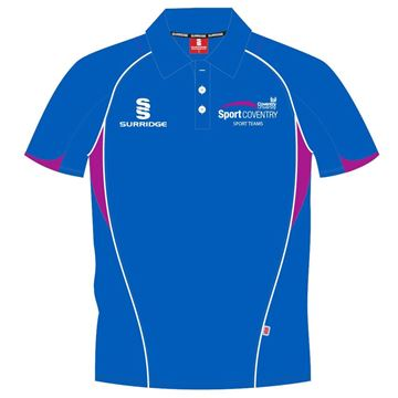 Bild von Coventry University Polo Shirt