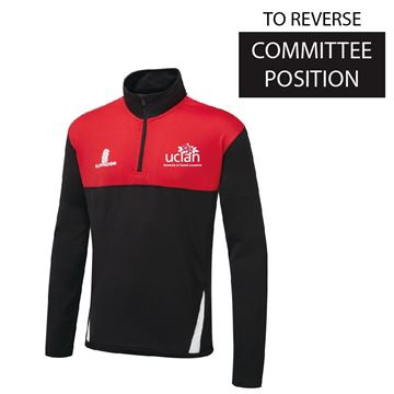 Bild von UCLan Womens Rugby Blade Performance Top