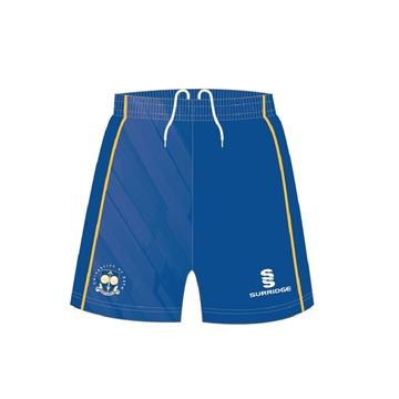 Afbeeldingen van University of Bath Dodgeball Playing Shorts