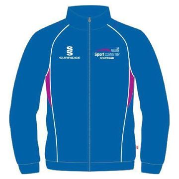 Afbeeldingen van Coventry University Track Top