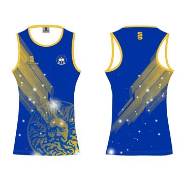 Picture of University of Bath Athletics – Womens Round Neck Racer Back Vest
