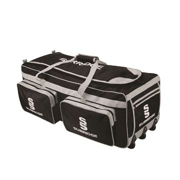 Picture of LARGE HOLDALL - BLACK/SILVER