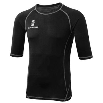 Picture of PREMIER SHORT SLEEVE SUG - BLACK