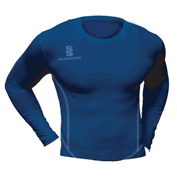 Picture of PREMIER LONG SLEEVE SUG - NAVY