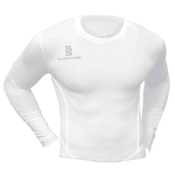 Image de PREMIER LONG SLEEVE SUG - WHITE