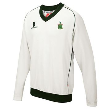 Picture of Burgess Hill CC Curve Long Sleeved Sweater