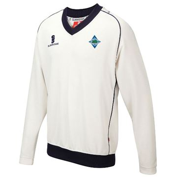 Imagen de Waltham St Lawrence CC Curve Long Sleeved Sweater