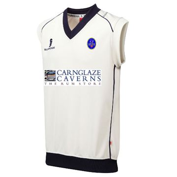 Picture of St Neot Taverners CC Curve Sleeveless Sweater