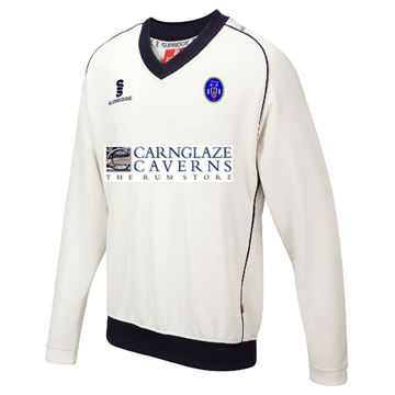 Picture of St Neot Taverners CC Curve Long Sleeved Sweater