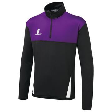 Bild von Blade Performance Top : Black / Lilac / White