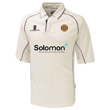 Picture of Haslingden CC 3/4 Shirt
