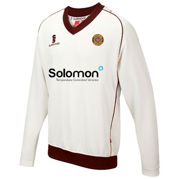 Picture of Haslingden CC L/S Sweater