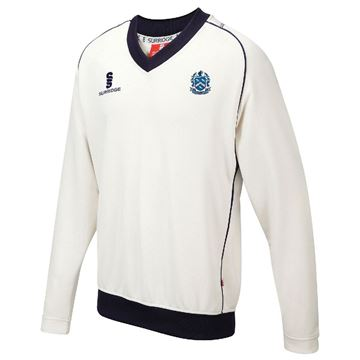 Picture of Cromer CC Curve Long Sleeved Sweater