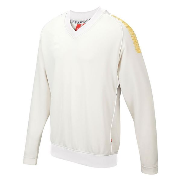 Image sur Dual Long Sleeve Sweater - Amber