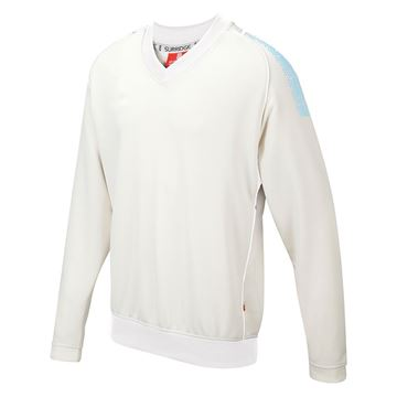 Bild von Dual Long Sleeve Sweater - Sky