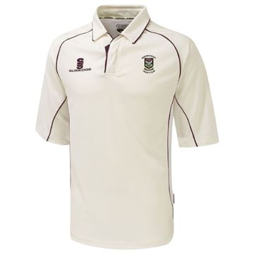 Picture of Heaton Mersey CC Premier 3/4 Sleeved Shirt