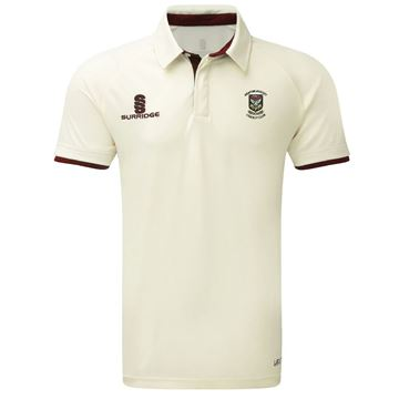 Picture of Heaton Mersey CC Ergo Short Sleeved Playing Shirt