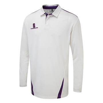 Picture of BLADE CRICKET LONG SLEEVE SHIRT - MTO