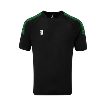 Image de Dual Games Shirt - Black/Emerald