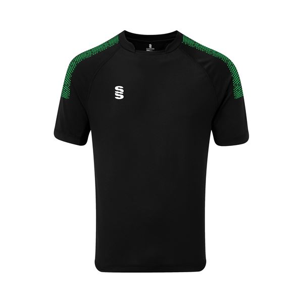 Bild von Dual Games Shirt - Black/Emerald