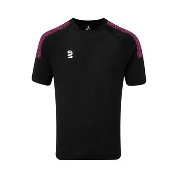 Picture of Dual Games Shirt - Black/Pink