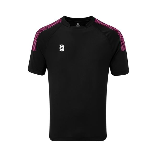 Image sur Dual Games Shirt - Black/Pink