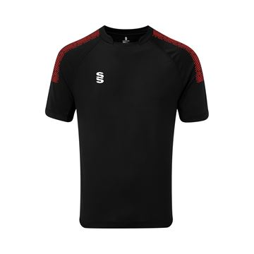 Bild von Dual Games Shirt - Black/Red