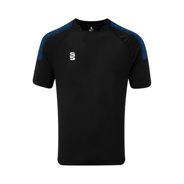 Afbeeldingen van Dual Games Shirt - Black/Royal