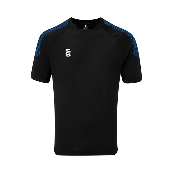 Image sur Dual Games Shirt - Black/Royal