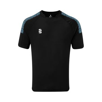 Image de Dual Games Shirt - Black/Sky