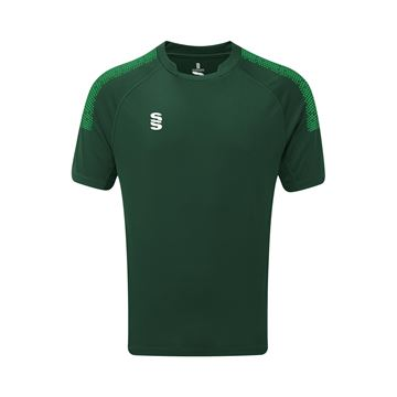 Afbeeldingen van Dual Games Shirt - Bottle/Emerald