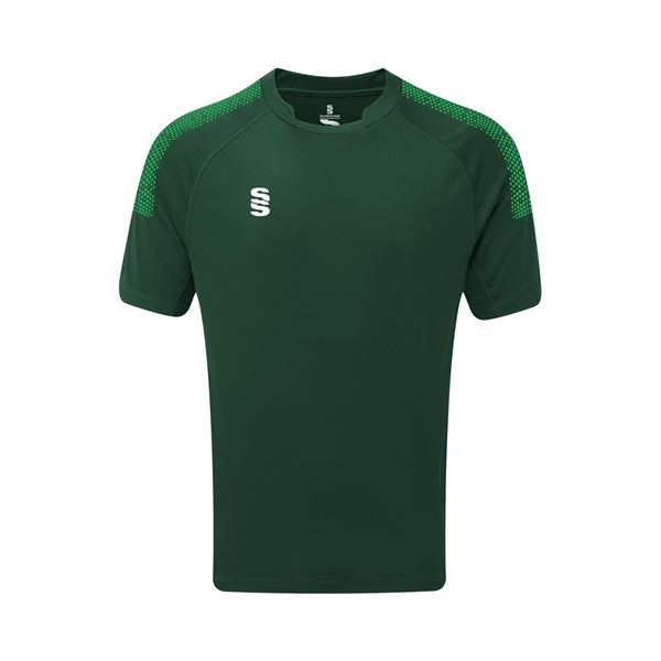 Picture of Dual Games Shirt - Bottle/Emerald