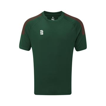 Picture of Dual Games Shirt - Bottle/Maroon
