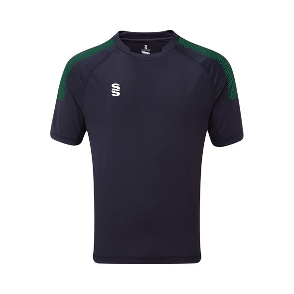Picture of Dual Games Shirt - Navy/Bottle