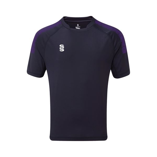 Picture of Dual Games Shirt - Navy/Purple