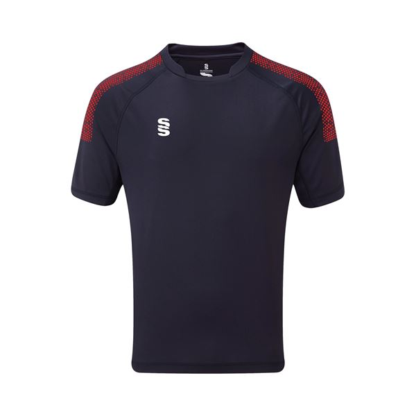 Picture of Dual Games Shirt - Navy/Red