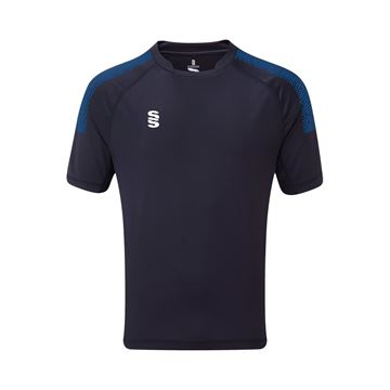 Afbeeldingen van Dual Games Shirt - Navy/Royal