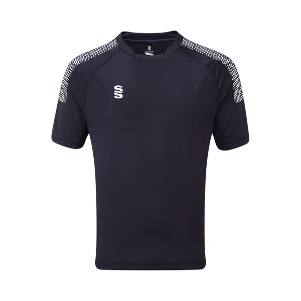 Picture of Dual Games Shirt - Navy/White
