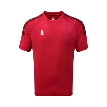 Afbeeldingen van Dual Games Shirt - Red/Black