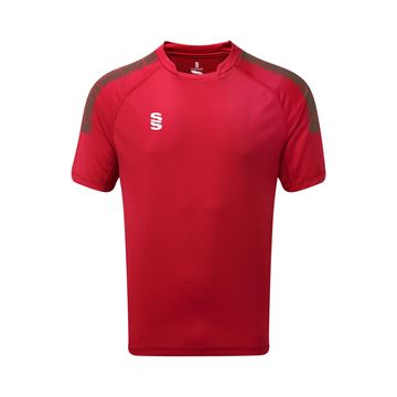 Afbeeldingen van Dual Games Shirt - Red/Bottle