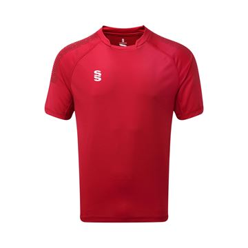 Image de Dual Games Shirt - Red/Maroon