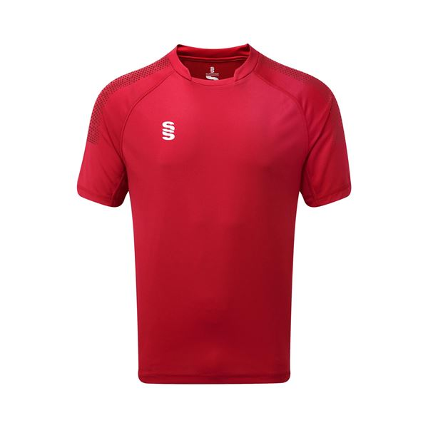 Image sur Dual Games Shirt - Red/Maroon