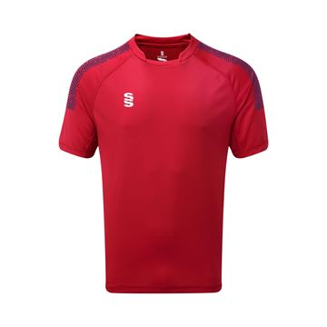 Picture of Dual Games Shirt - Red/Navy