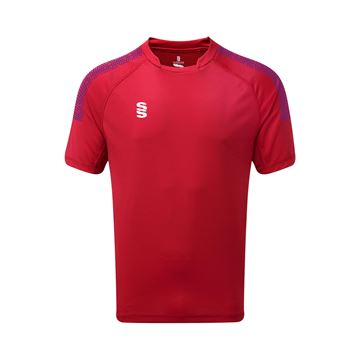 Imagen de Dual Games Shirt - Red/Purple
