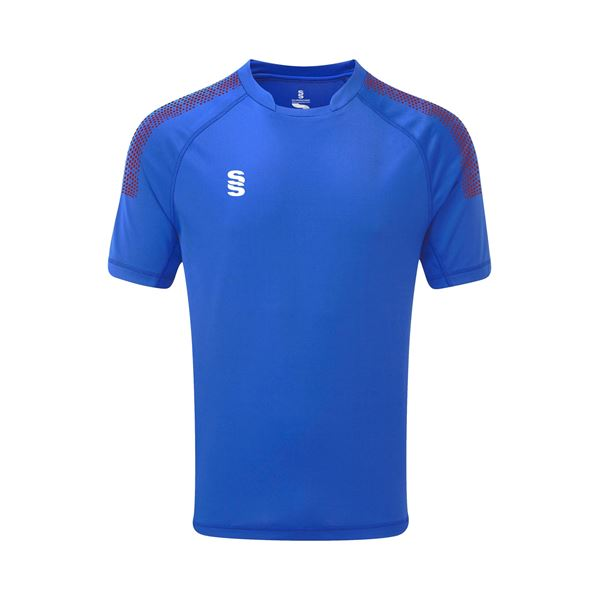 Image sur Dual Games Shirt - Royal/Maroon