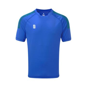 Picture of Dual Games Shirt - Royal/Bottle