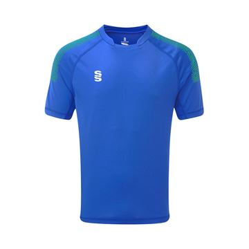 Afbeeldingen van Dual Games Shirt - Royal/Emerald