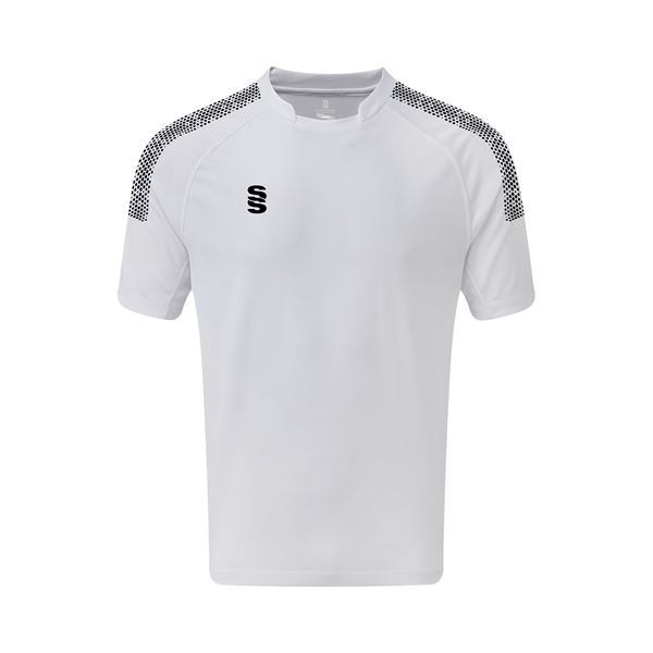 Picture of Dual Games Shirt - White/Black