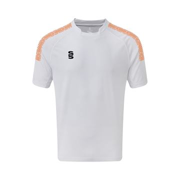 Imagen de Dual Games Shirt - White/Orange